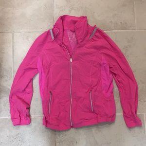 Lululemon lightweight reflective jacket size 4